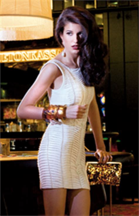 Casino Royale Kleider by Fashion Mode Gold Wei 223 Casino Style