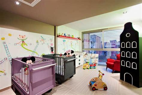 kinderzimmer interior design beeindruckendes modernes einfamilienhaus in barcelona