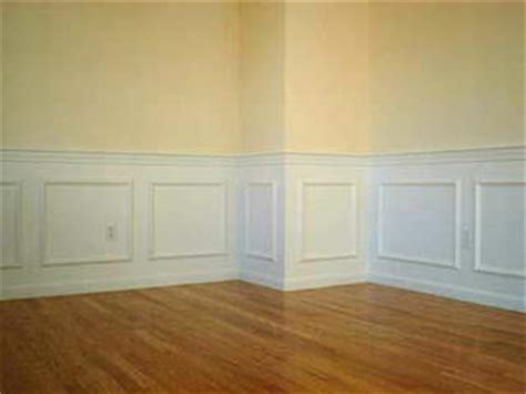 Fancy Wainscoting Booker Wainscoting A Fancy Word For Paneling