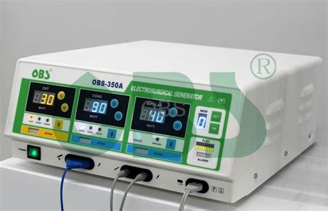 Electronic Cautery ce marking electrosurgical generator unit 350a obs china manufacturer other electrical