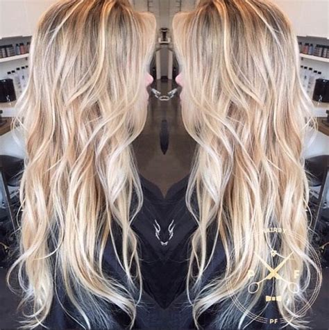 blonde long hair thin 40 picture perfect hairstyles for long thin hair