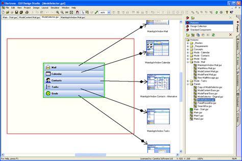 html gui design tool gui design studio screenshots user interface design and