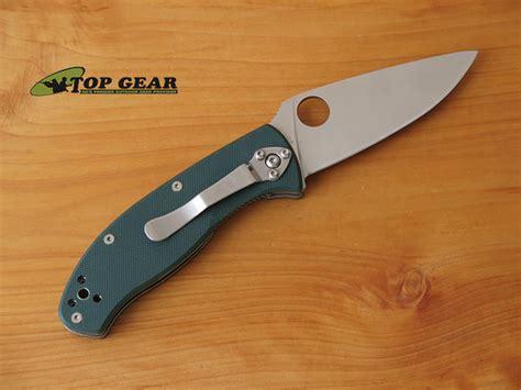 spyderco green tenacious spyderco tenacious folding knife green handle c122gpgr