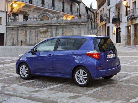Toyota S 2010 Toyota Verso S 2010 Toyota Verso S 2010 Photo 46 Car In