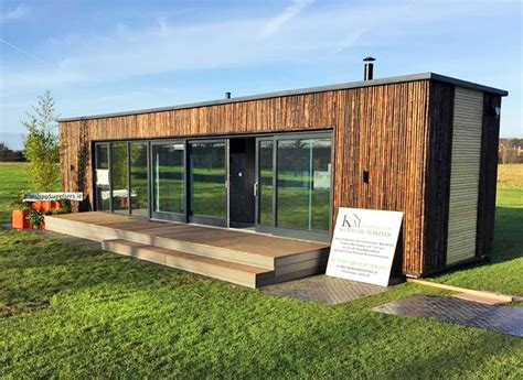 ireland s first shipping container home was built in just