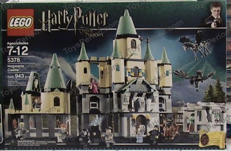 Lego Hp086 Harry Potter 5378 Hogwarts Castle Order Of The lego 5378 hogwarts castle 3rd edition image 2