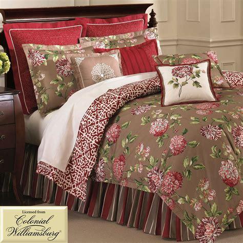 flower comforters charlotte roses floral comforter bedding