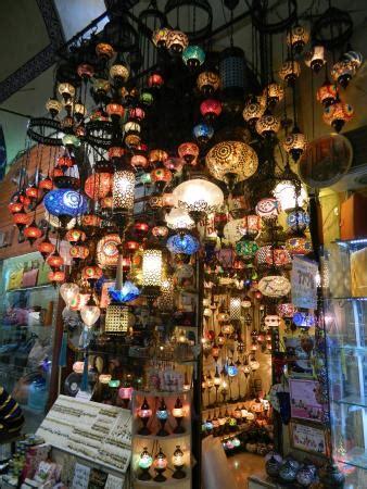 Sr007 Light lights photo de grand bazaar kapali carsi istanbul