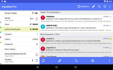 hvi email android puerto rico apr aqua mail pro email app v 1 14