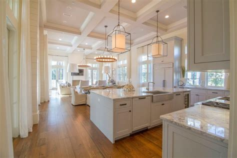 kitchen design concept farmhouse open concept kitchen designs family room