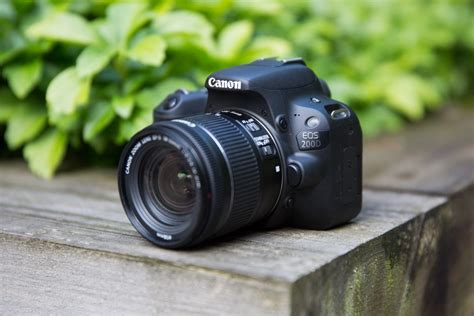 dslr best price canon eos 200d review trusted reviews