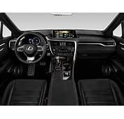 Image 2017 Lexus RX 350 F Sport FWD Dashboard Size
