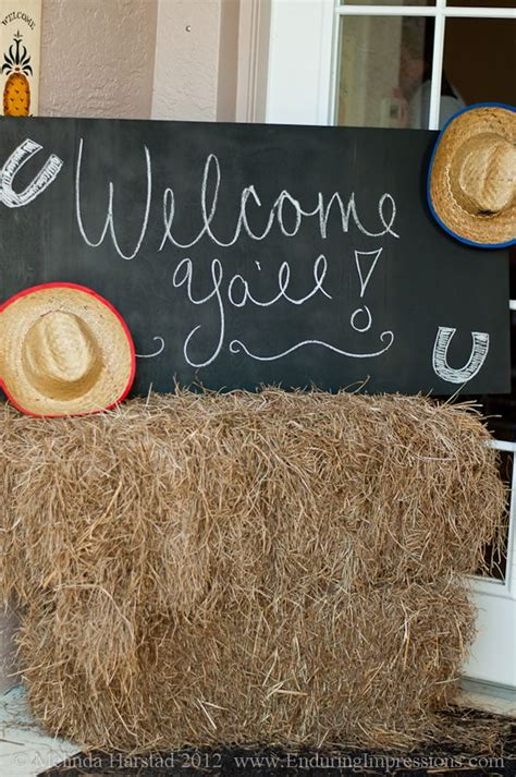 cowboy themed decorations 1000 ideas about western decorations on