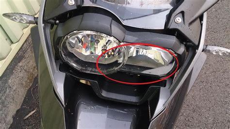 Motorrad Wasser Im Scheinwerfer by Kondenswasser Im Scheinwerfer