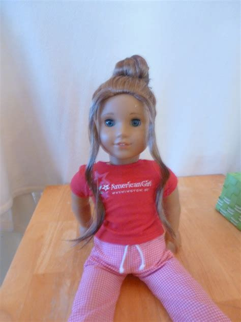 how to do doll hairstyles american girl doll hair