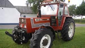 Fiat Traktor Brugt Fiat Traktor 110 90 Altimaskiner Dk