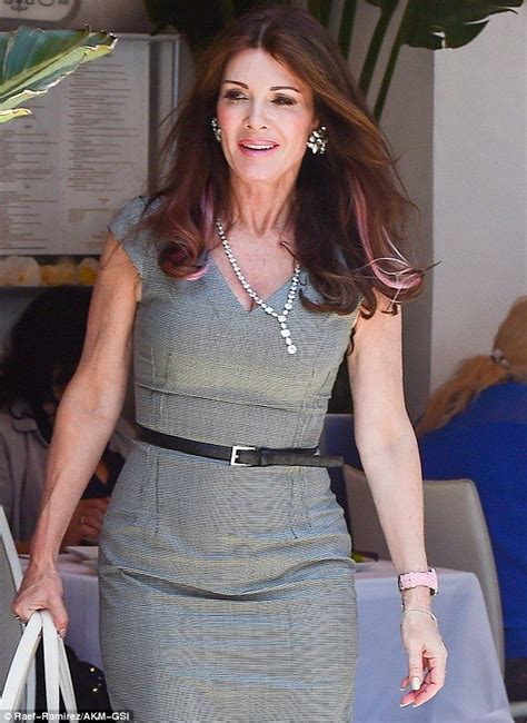 lisa vanderpump pink hair 17 best images about hair on pinterest love her layered