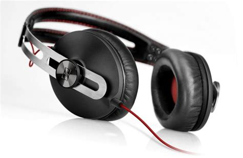 Headphone Sennheiser Momentum sennheiser momentum on ear headphones ultra high end audio and home theater review