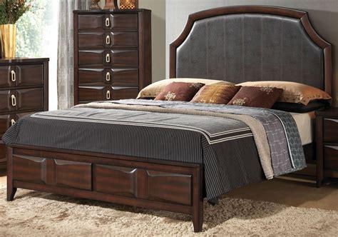 casper bed casper king platform bed 203691ke coaster