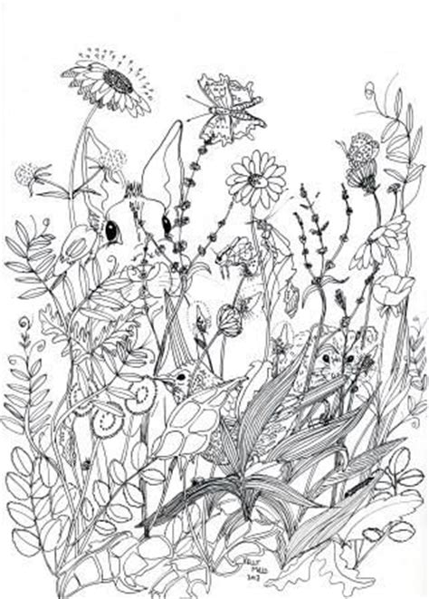 coloring pictures of wildflowers drawing wildflowers google search tattoo ideas