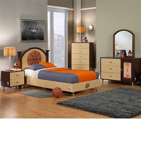 basketball bedroom bedroom in a box phoenix suns and nba basketball on pinterest