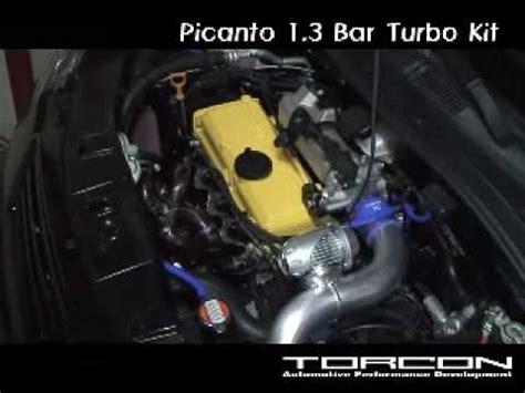 Kia Turbo Kit Torcon Picanto 1 3 Bar Turbo
