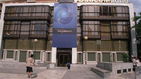banca privada madrid banco madrid intervenido por el banco de espa 241 a