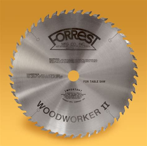 forrest table saw blades forrest woodworker ii table saw blades 187 plansdownload