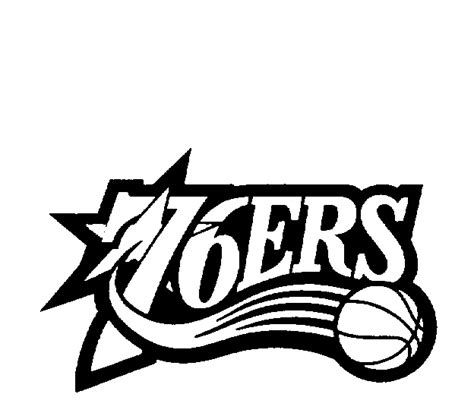 Sixers Coloring Pages