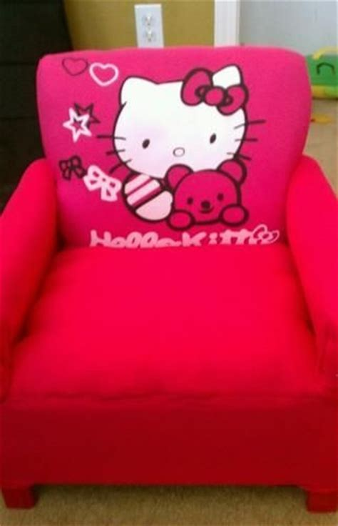 hello kitty toddler sofa chair and ottoman 17 best images about hello kitty furniture on pinterest