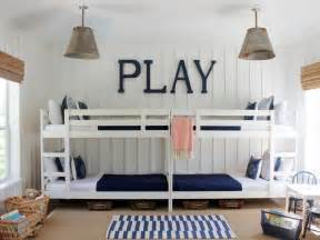 bunk beds pictures stylish kids bunk beds hgtv