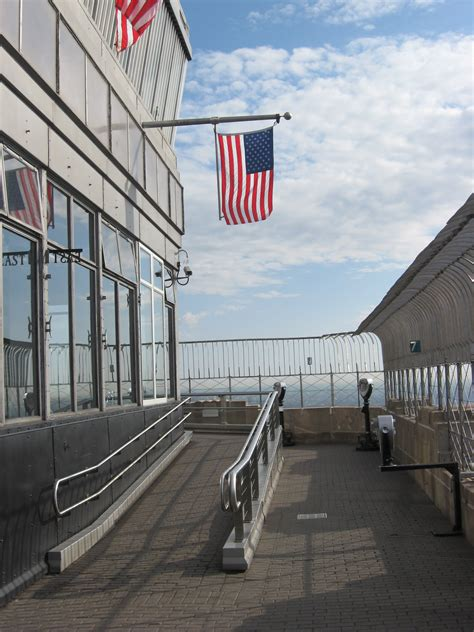 86th floor observatory empire state building