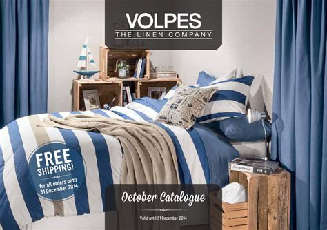 M S Duvet Cover Volpes Catalogue October 2014 By Volpes Issuu