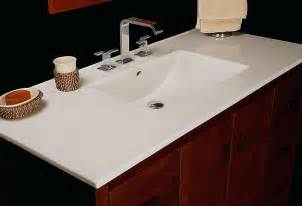 Custom Width Vanity Tops Corian Bathroom Sink Tops White Sink Vanity Set