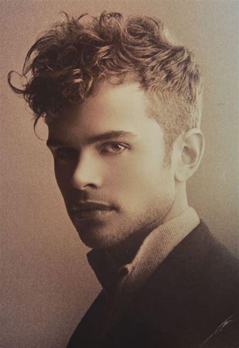 Men's hairstyle Perm   undercut   Men's Hairstyles