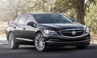 Buick Lecross Drive 2017 Buick Lacrosse Shakes Up Near Luxury