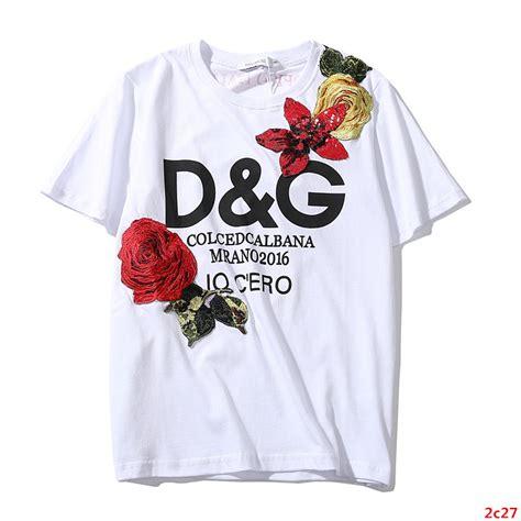 T I A G D dolce gabbana d g t shirts for 505640 37 00