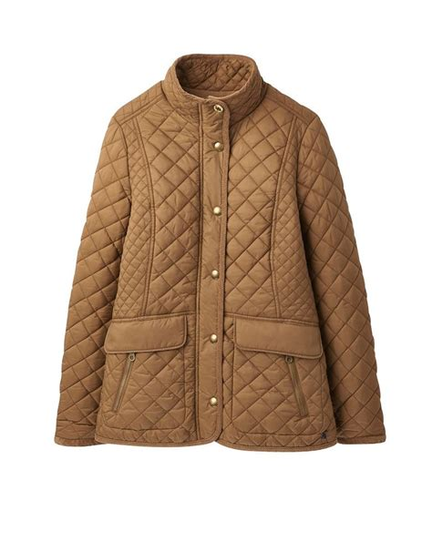 Classic Quilted Jacket by Joules Newdale Moredale Womens Classic Quilted Jacket