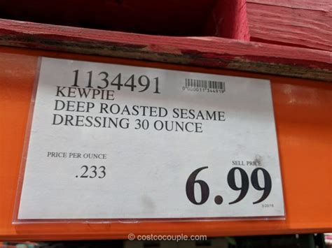 kewpie dressing costco kewpie roasted sesame dressing