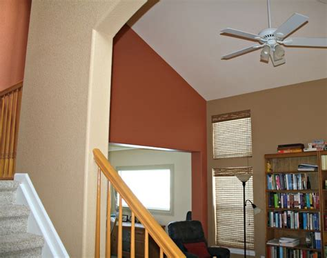 interior home painting warm colors