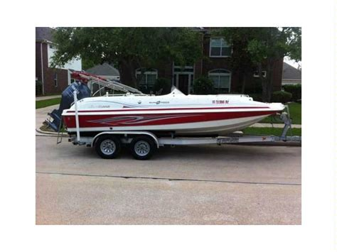 used hurricane boats in texas godfrey 201 hurricane sundeck in texas power boats used