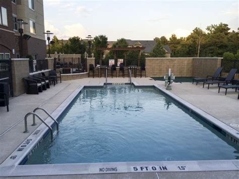 hyatt house rdu nice pool