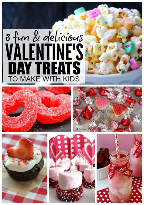 8 delicious valentine s day treats to make with your kids
