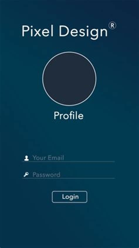 login from mobile 1000 images about mobile ui logins on ui