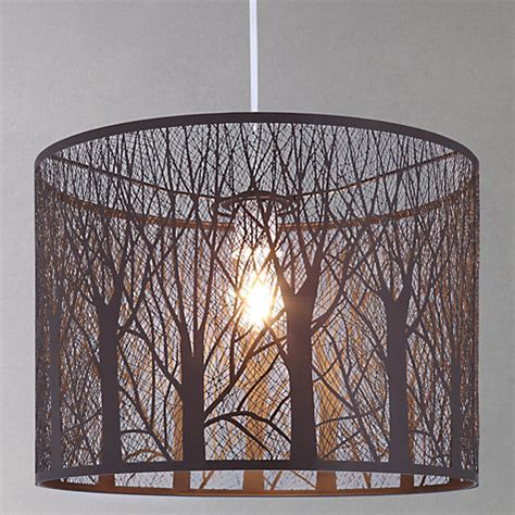 Buy John Lewis Devon Easy To Fit Ceiling Shade Large Lewis Tree Lights