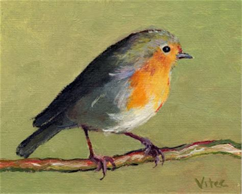 birds painting by vitec i cannot stop painting robins help