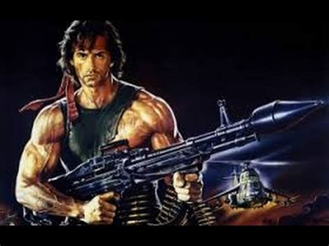 film rambo first blood youtube rambo first blood part ii 1985 movie review by jwu