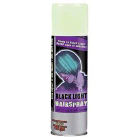 colored hair spray temporary colored hair spray black light walmart