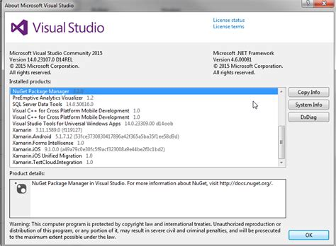 how to update android studio how to update xamarin for android within visual studio community 2015 stack overflow