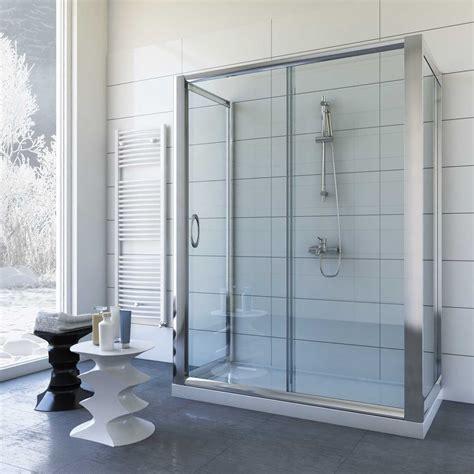 cabina doccia 70x120 box cabina doccia a tre 3 lati centro bagno parete fissa